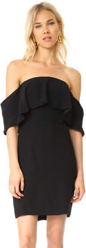 Cupcakes And Cashmere Rudy Off the Shoulder Dress