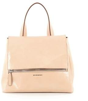 Givenchy Pre-owned: Pandora Pure Satchel Patent Medium.