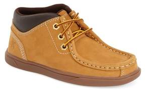Timberland Groveton Moc Toe Chukka Boot (Little Kid)