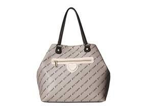 Betsey Johnson Trap Tote Tote Handbags