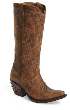 Ariat Women's Diamante Studded Heel Western Boot