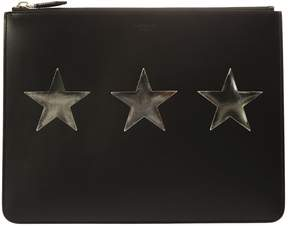 Givenchy Large Triple Star Clutch
