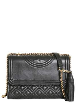 Tory Burch Mini Fleming Bag - NERO - STYLE