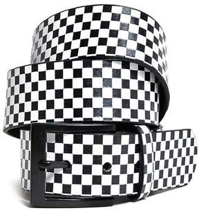 21men 21 MEN Men Checkered Belt