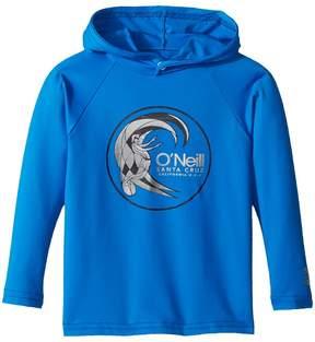 O'Neill Kids Skins Hoodie Boy's Swimwear