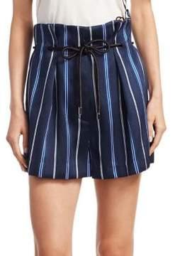 3.1 Phillip Lim Stripe Shorts