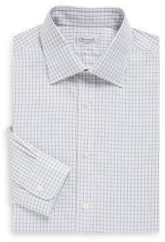 Charvet Regular-Fit Plaid Dress Shirt