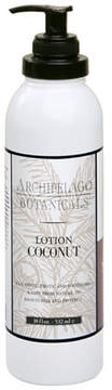 Archipelago Botanicals Coconut Lotion by 18oz Lotion)