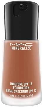 M·A·C MAC Cosmetics Mineralize Moisture SPF 15 Foundation