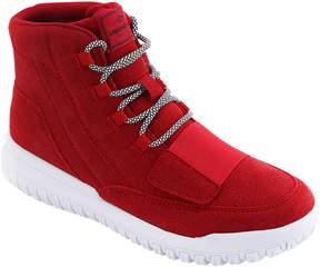UNIONBAY Red Airway Suede Sneaker - Men