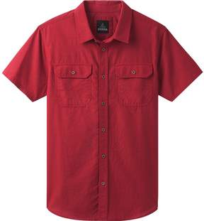 Prana Blakely Short-Sleeve Shirt - Men's