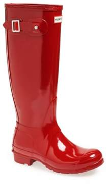 Hunter Women's High Gloss Boot