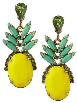 Banana Republic Elizabeth Cole | Pineapple Earring