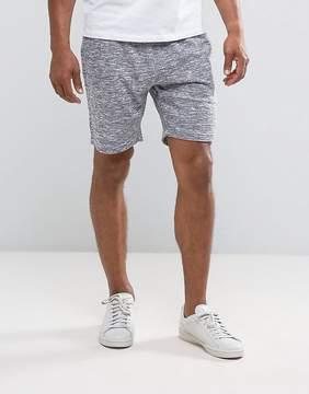Brave Soul Cotton Mix Jersey Shorts