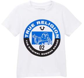 True Religion Buddah in Circle Tee (Little Boys)
