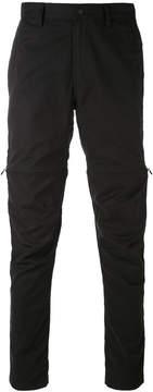 MHI zipped leg trousers