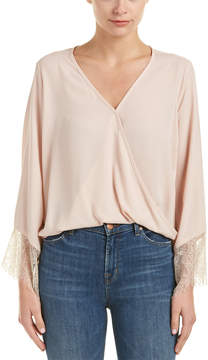 Eight Sixty Bell-Sleeve Blouse