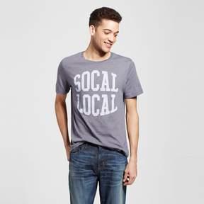 Awake Men's Los Angeles SoCal Local T-Shirt - Charcoal Gray