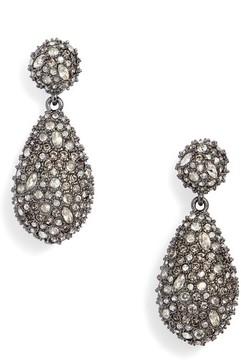 Alexis Bittar Women's Pave Drop Earrings