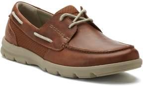 Clarks Jarwin Edge Men's Boat Shoes