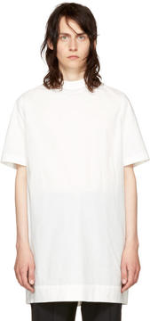 Rick Owens Off-White Moody Tunic T-Shirt