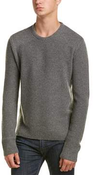 Joe's Jeans Military Wool & Cashmere-blend Sweater.