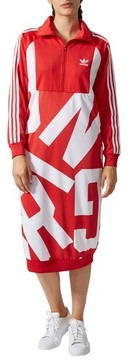 adidas Women's Bold Age Graphic Track Dress