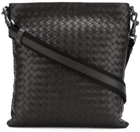 Bottega Veneta interlaced leather crossbody bag