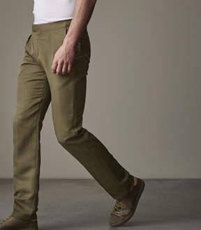 Reiss Board Side Fasten Linen Trousers