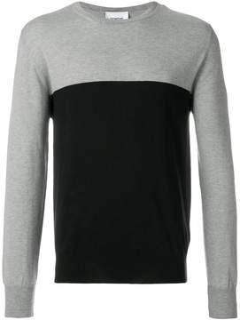 Dondup color block sweater