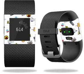 Fitbit Mightyskins Skin For Surge | MightySkins Protective, Durable, and Unique Vinyl Decal
