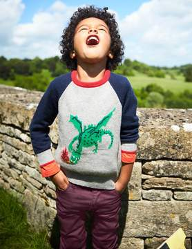 Boden Medieval Adventures Sweater