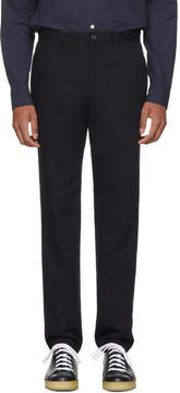 A.P.C. Navy Chino Lift Trousers