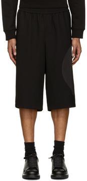 McQ Black Talto Shorts