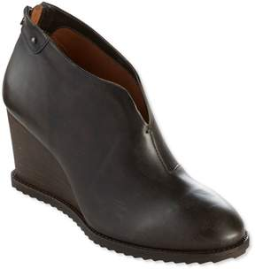 L.L. Bean L.L.Bean Women's Tenley Wedge Booties by Trask