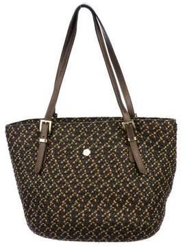 Eric Javits Woven Raffia Shoulder Bag