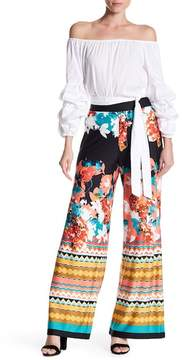 ECI Floral Pants