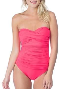 LaBlanca La Blanca Island Strappy One-Piece Swimsuit