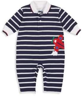 Florence Eiseman Baby's Stripe Cotton Longall