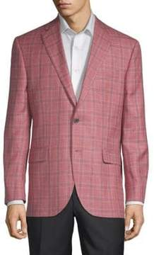 Jack Victor Conway Plaid Sportcoat