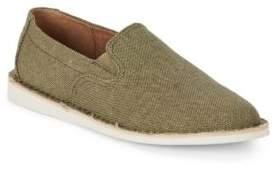 Polo Ralph Lauren Round-Toe Slip -On Sneakers