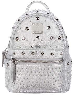 MCM Extra Mini Special Stark Backpack