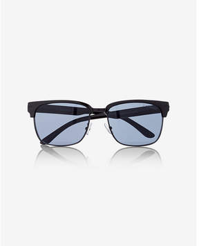 Express browline sunglasses