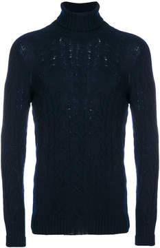 Drumohr turtleneck jumper