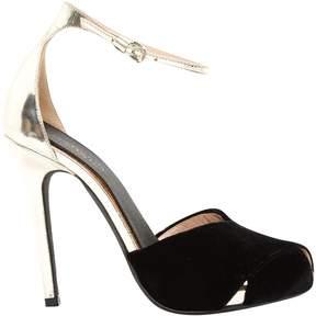 Giambattista Valli Velvet heels
