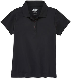 Dickies Short-Sleeve Performance Polo Shirt - Girls 7-16