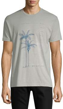 Kinetix Men's Graphic Heathered Tee