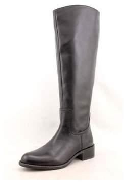 Franco Sarto Womens Crane 2 Wide Riding Boots blk 5.5