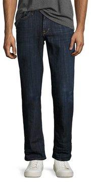 Joe's Jeans Classic Fraiser Straight-Leg Jeans, Medium Blue
