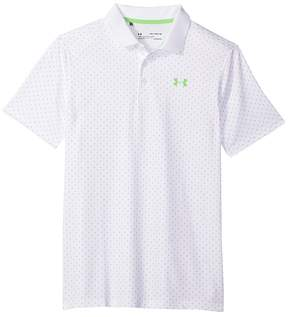 Under Armour Kids Performance Polo Novelty Boy's Clothing